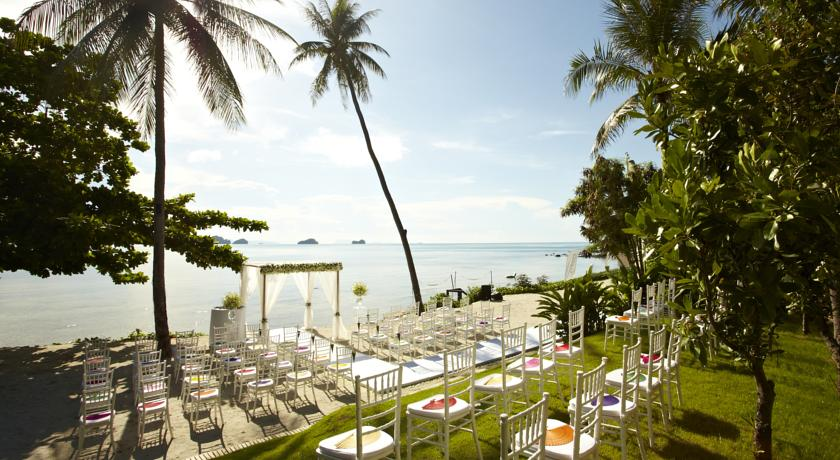 Luxusní dovolená Koh Samui - Conrad Koh Samui