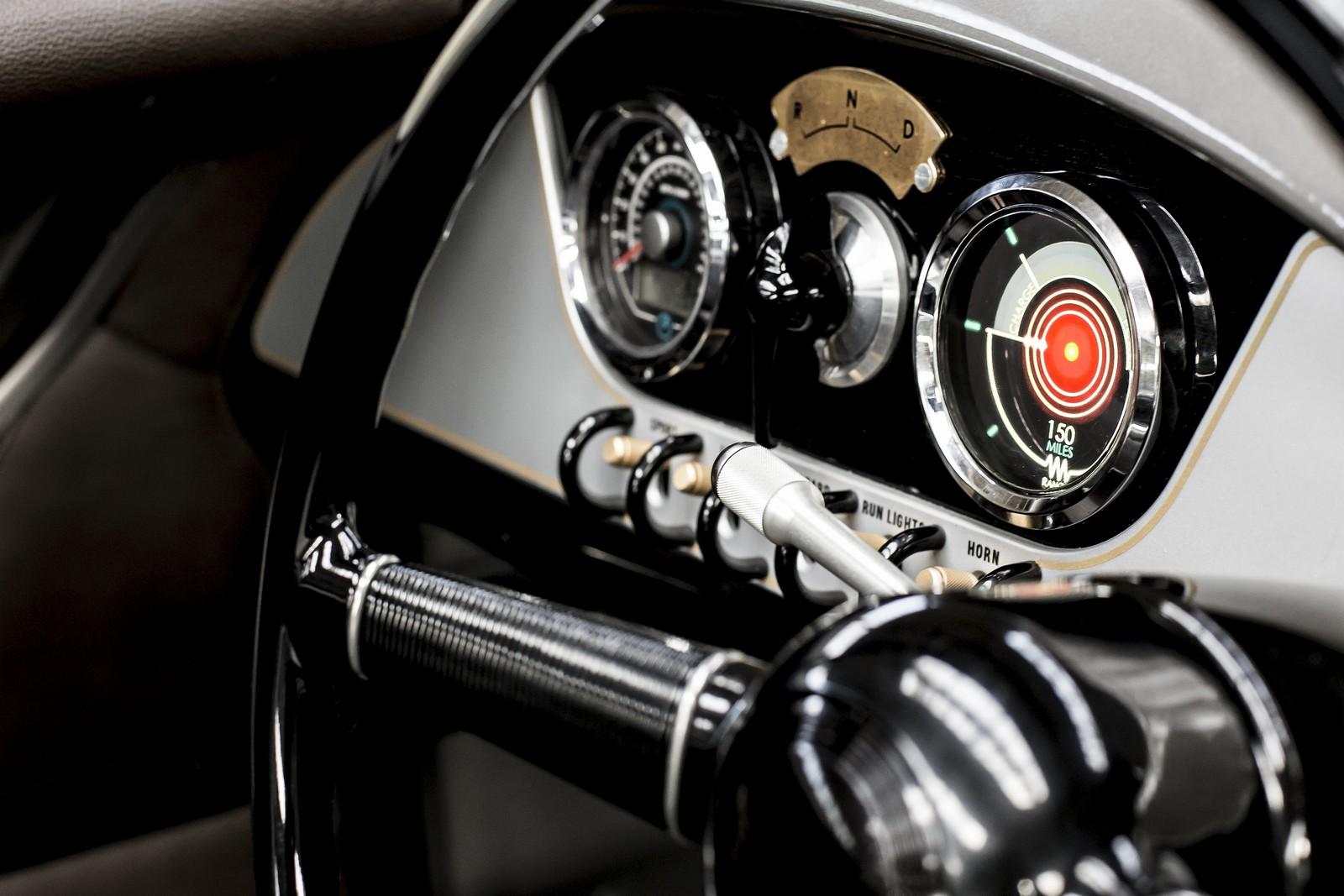 Luxusní elektromobil Morgan EV3