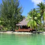 Pořiďte si ostrov v Karibiku! Motu Moie je na prodej