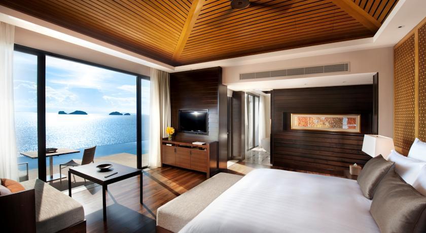 Luxusní romantická dovolená v Thajsku - Conrad Koh samui