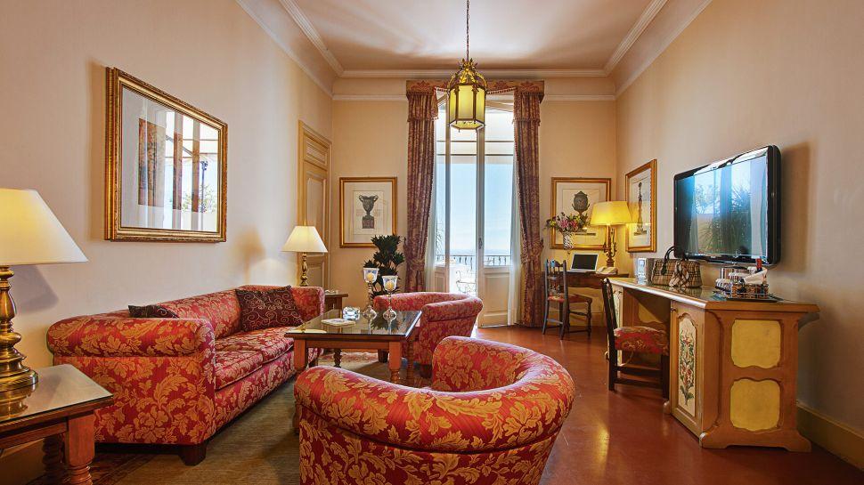 Luxusní dovolená Sicílie - San Domenico Palace Hotel