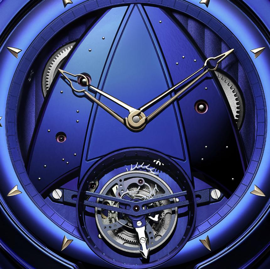 Luxusní hodinky De Bethune -, DB28T Kind of Blue