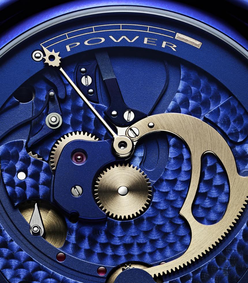 Luxusní hodinky s Tourbillonem - De Bethune DB28T Kind of Blue