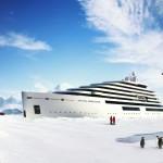 Crystal Endeavor – luxusní polární mega jachta