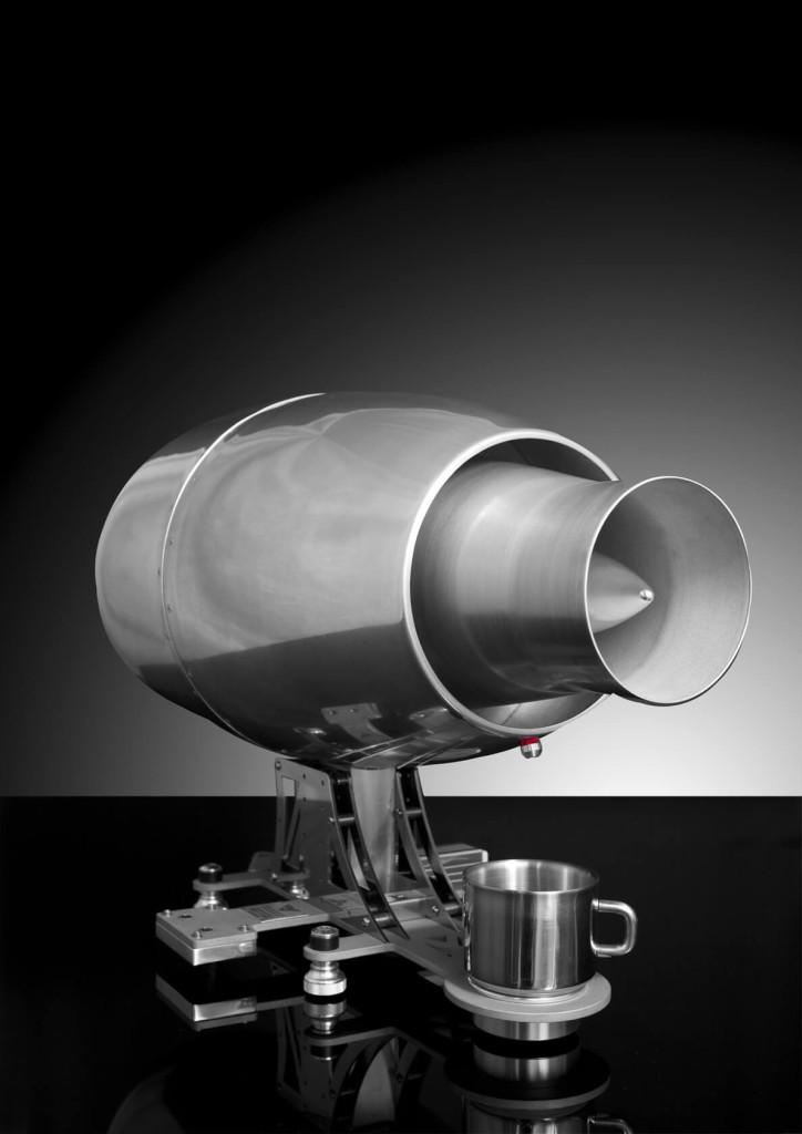 Luxusní kávovar Aviator Veloce Turbojet