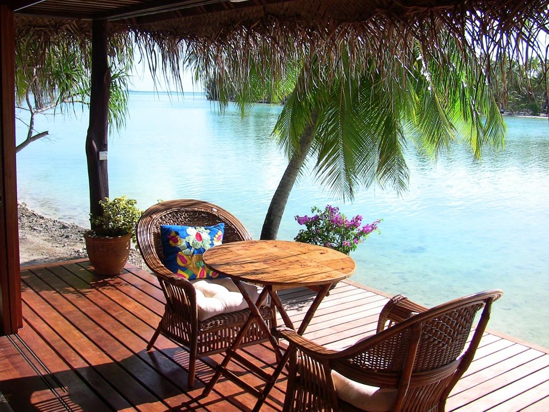 Luxusní ostrov na prodej Motu Moie, Tahiti