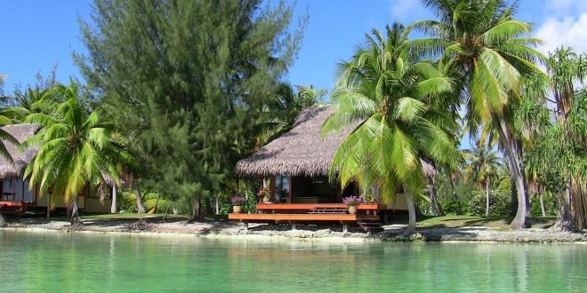 Luxusní ostrov na prodej - Motu Moie, Tahiti