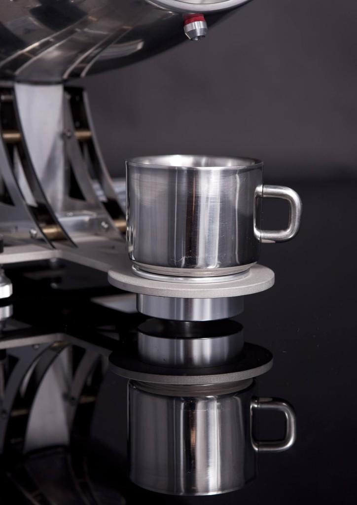 Luxusni kavovar - Aviator Veloce Turbojet