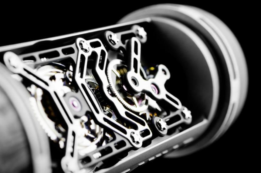 Luxusni mechanicke pero Richard Mille RMS05