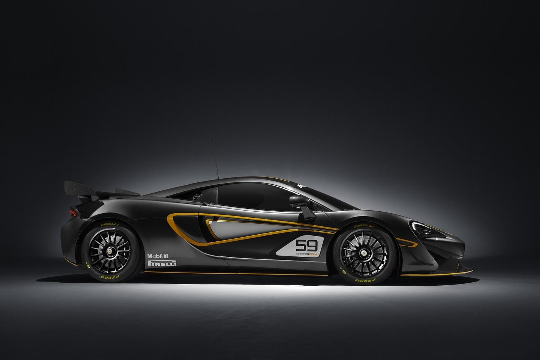 McLaren 570S - GT4