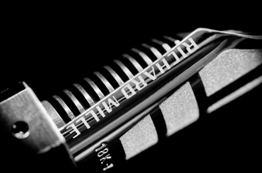 Mechanické plnící pero Richard Mille RMS05