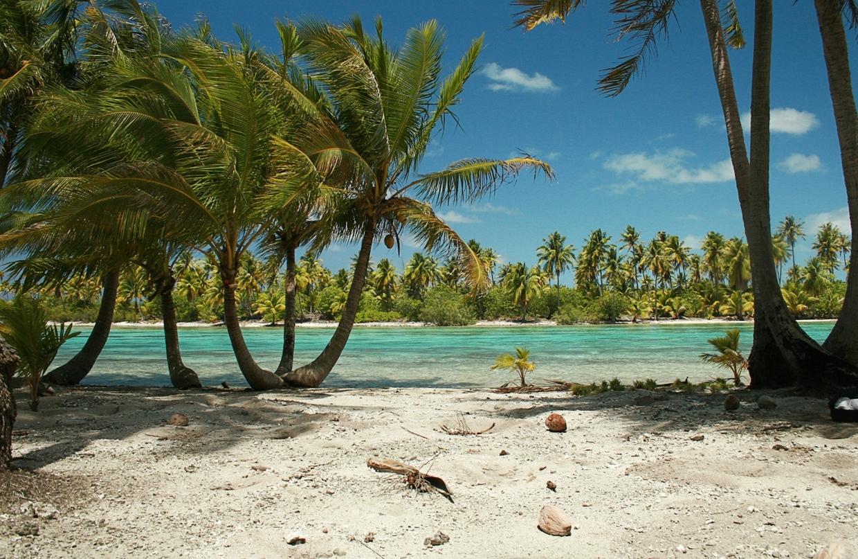 Motu Moie, Tahiti - prodej luxusního ostrova