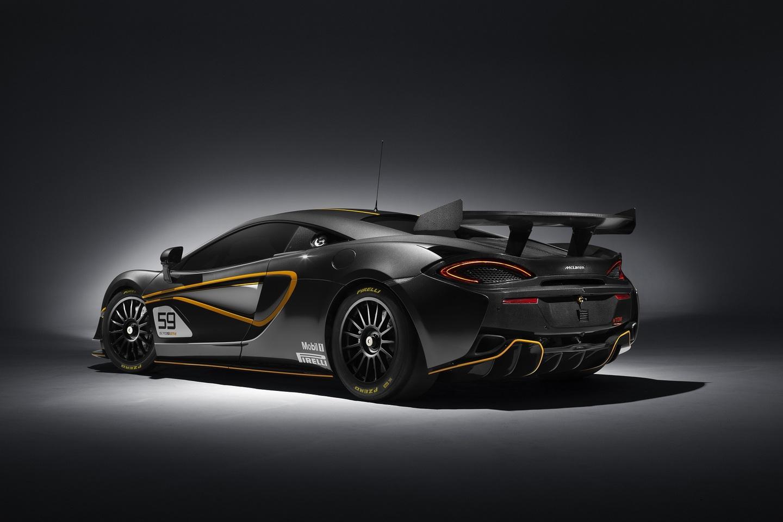 Novinka McLaren 570S GT4