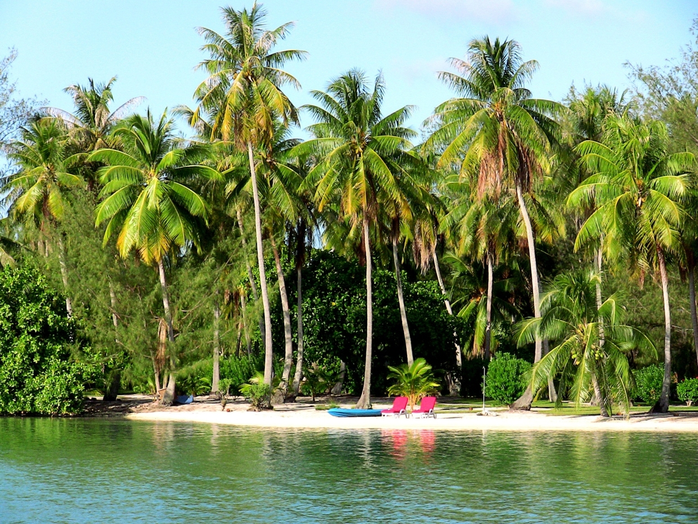 Ostrov na prodej Motu Moie, Tahiti