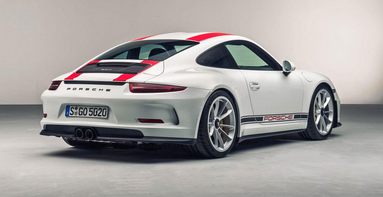 Porsche 911 R limitovaná edice
