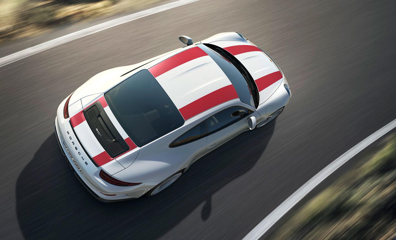 Porsche 911 R limitovana edice