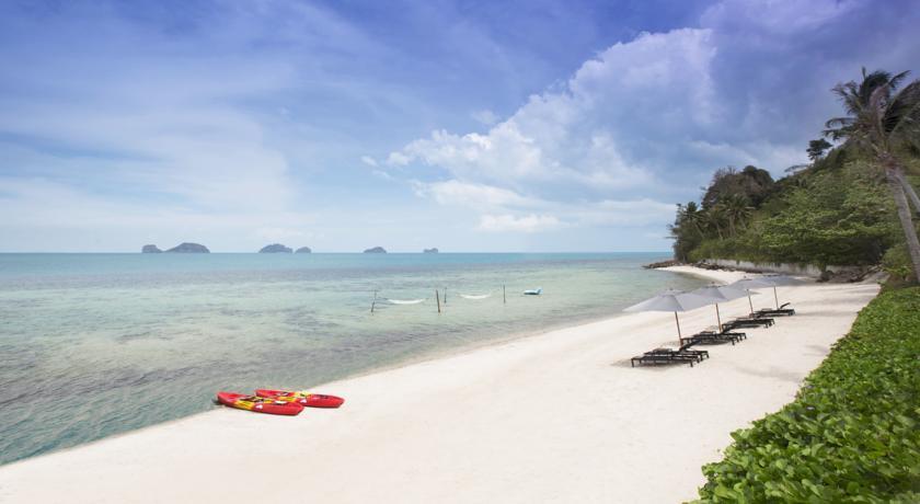 Romantická dovolená v Thajsku - Conrad Koh Samui
