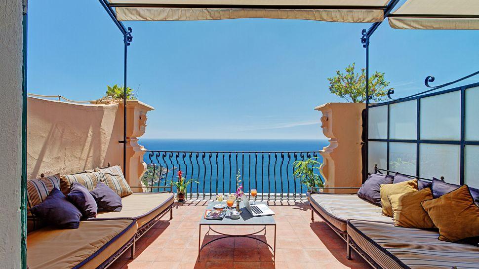 San Domenico Palace Hotel - nádherná dovolená na Sicílii