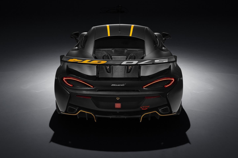 Závodní McLaren - 570S GT4 a 570S Sprint