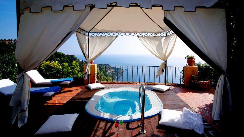 luxusní dovolená na Sicílii - San Domenico Palace Hotel