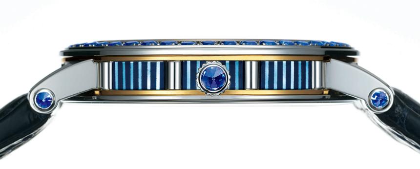 Credor Fugaku Tourbillon luxusní tourbillon hodinky Seiko