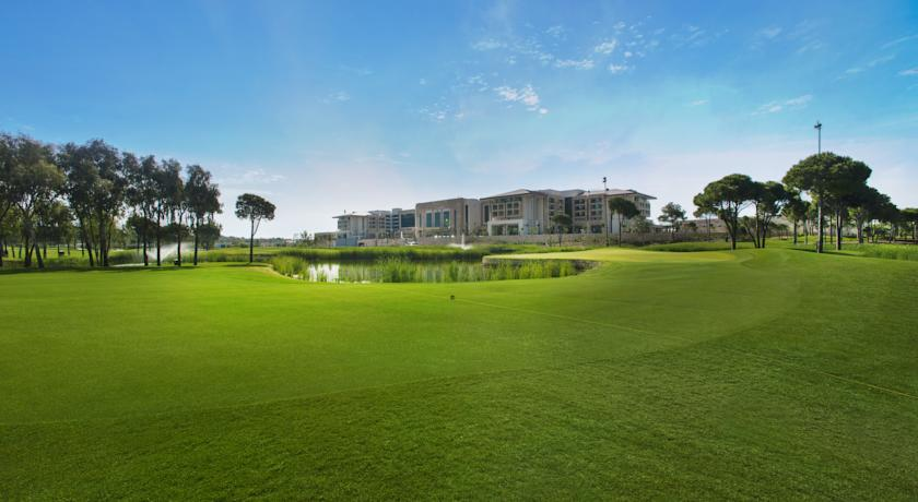 Golf a luxusní dovolená v Turecku - Regnum Carya Golf & SPA Resort – luxusní Turecká riviéra