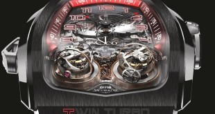 Jacob & Co. Twin Turbo - Twin Triple Axis Tourbillon