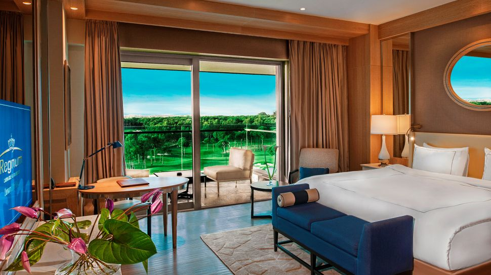 Luxusní dovolená v Turecku - Regnum Carya Golf & SPA Resort