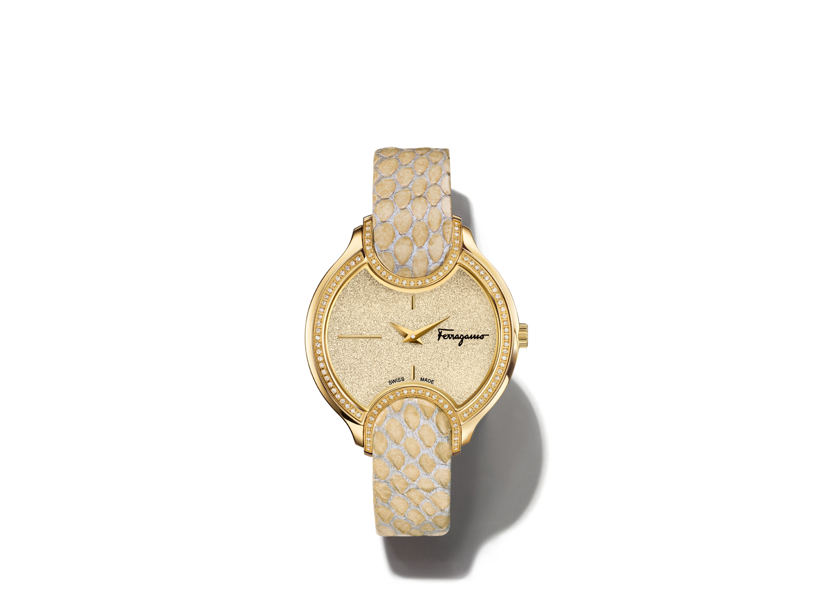 Luxusní hodinky Salvatore Ferragamo - Signature Collection