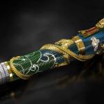 Montegrappa Ultimate Centennial Dragon – luxusní pero za 1 milión dolarů