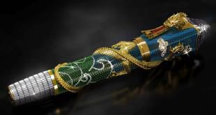 Luxusní pero Montegrappa Ultimate Centennial Dragon