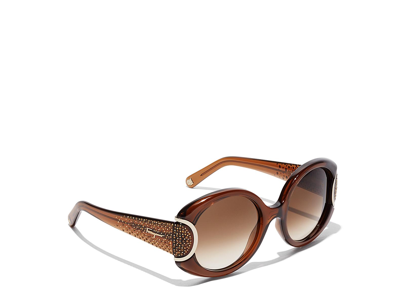 Luxusní sluneční brýle Salvatore Ferragamo