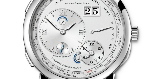 A. Lange & Söhne Lange 1 Time Zone Como Edition