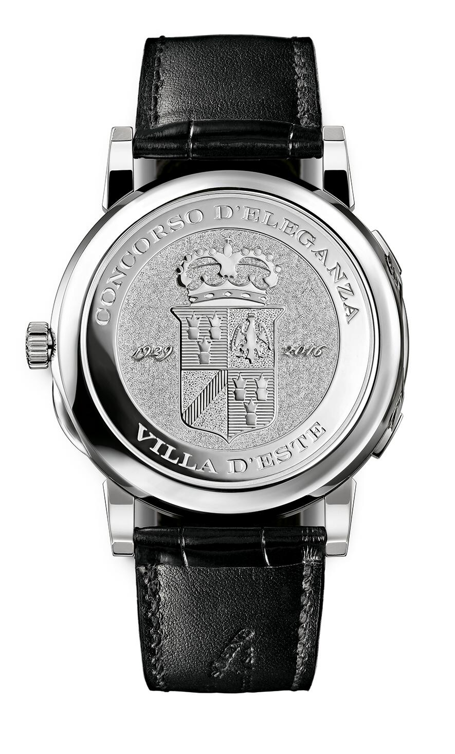 Luxusní hodinky A. Lange & Sohne - Lange 1 Time Zone Como Edition