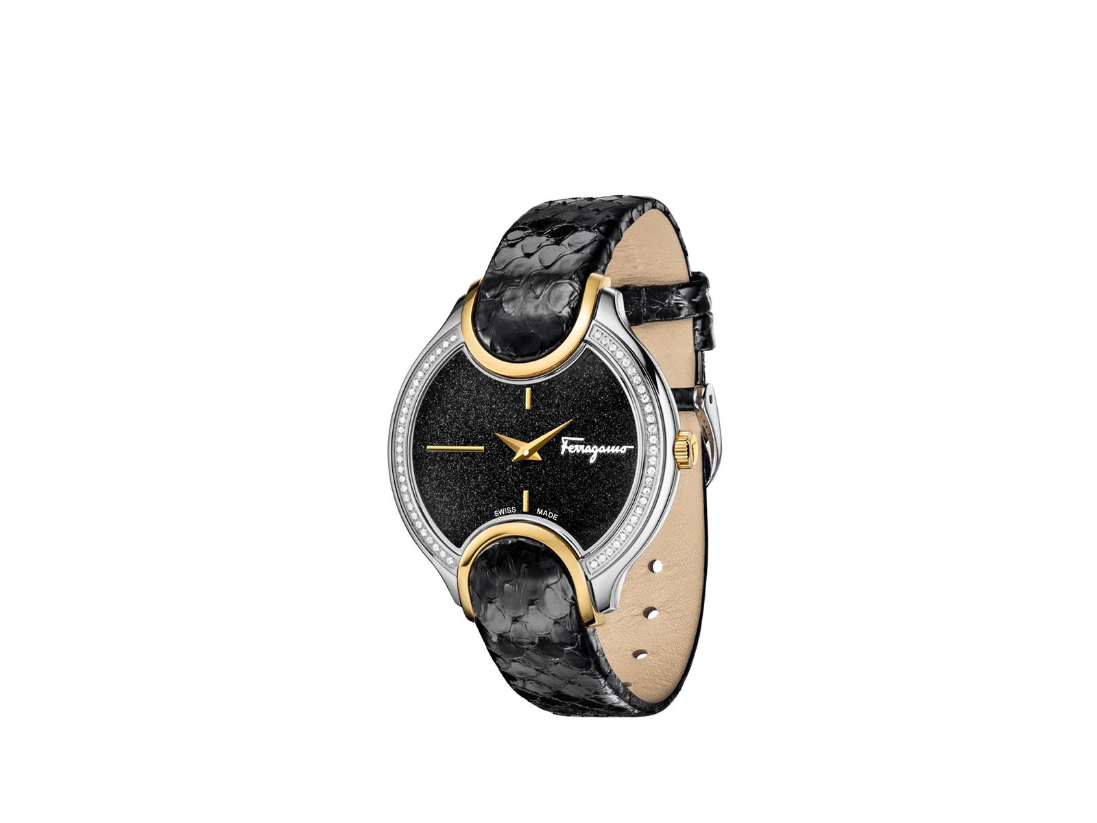Luxusní hodinky Salvatore Ferragamo Signature Collection
