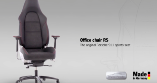 Porsche Office Chair – kousek 911 do Vaší kanceláře
