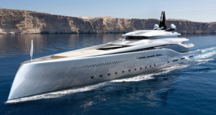 Oceanco Stiletto - luxusní super jachta