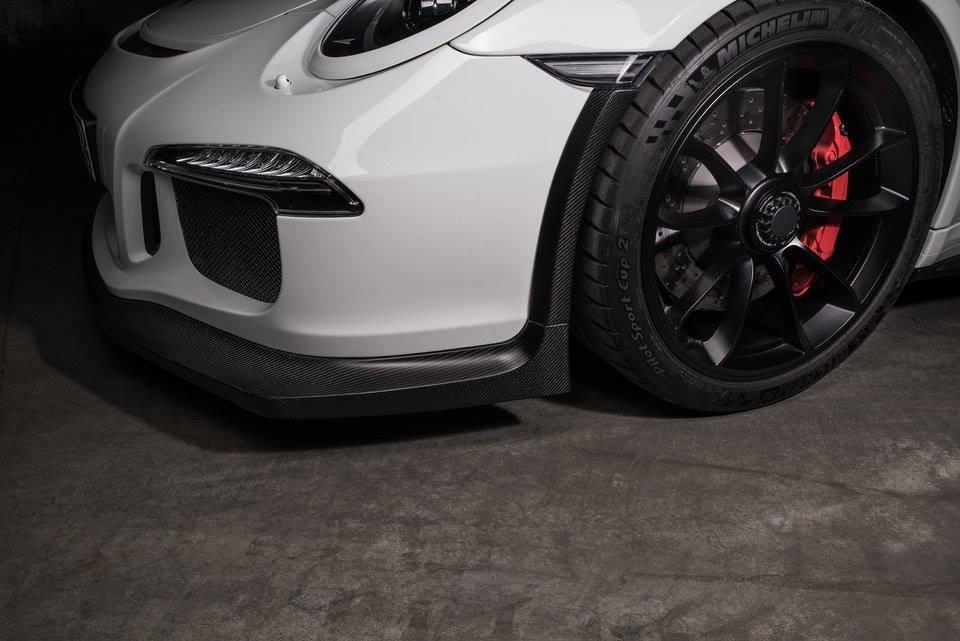 Porsche 911 GT3 RS TechArt Carbon Line bodykit