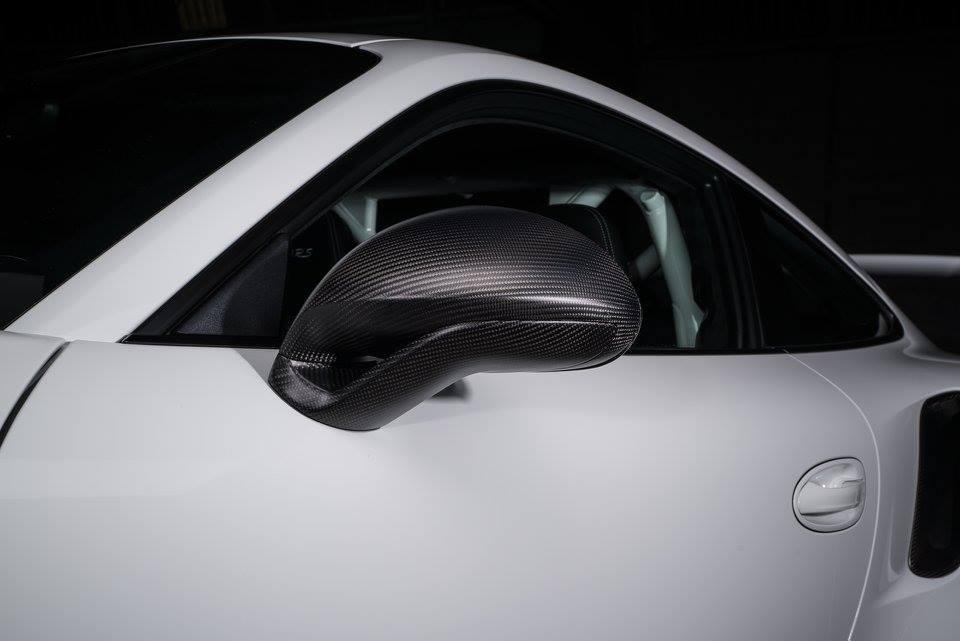 Porsche 911 - GT3 RS TechArt Carbon Line