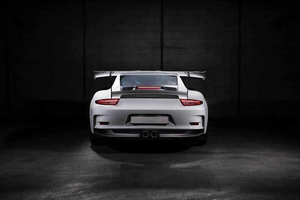 Porsche 911 GT3 RS TechArt - Carbon Line