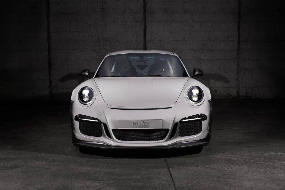 Porsche 911 GT3 RS - TechArt Carbon Line