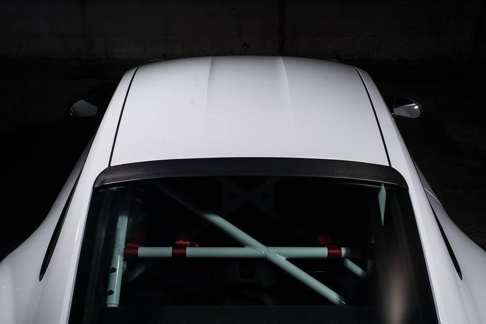 Porsche 911 GT3 RS TechArt Carbon