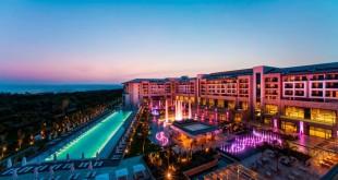 Regnum Carya Golf & SPA Resort – luxusní Turecká riviéra