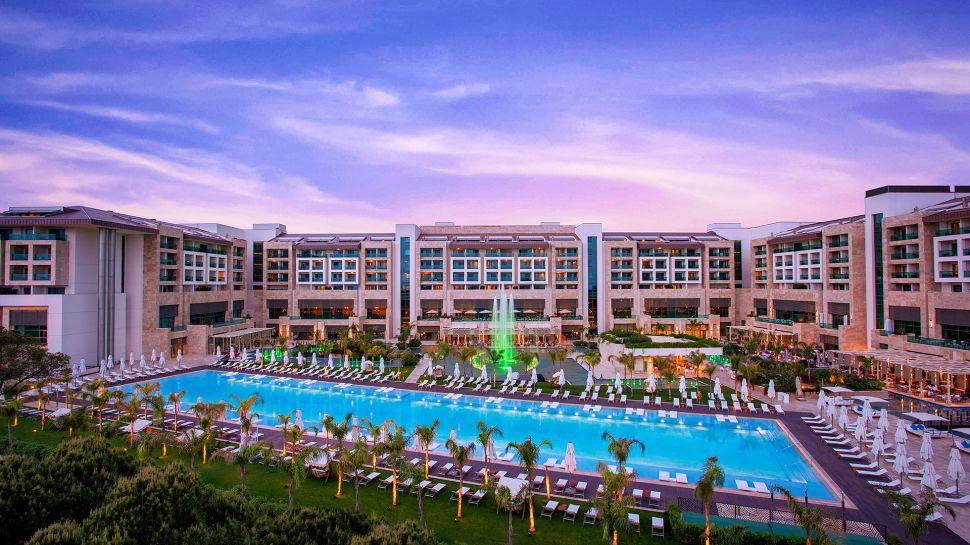 Regnum Carya Golf & SPA Resort – luxusní dovolená - Turecká riviéra