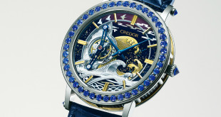 Seiko Credor Fugaku Tourbillon – první tourbillon hodinky Seiko