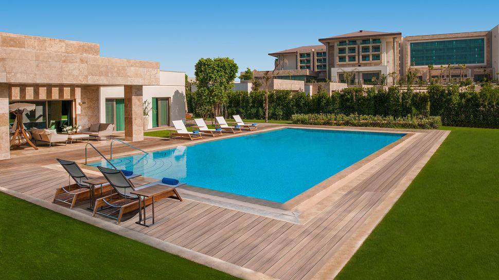 Turecká riviéra Regnum Carya Golf & SPA Resort