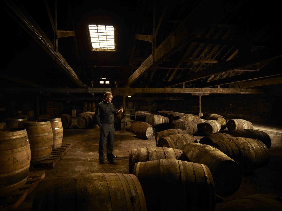 Whisky Redbreast Billy Leighton_master blender