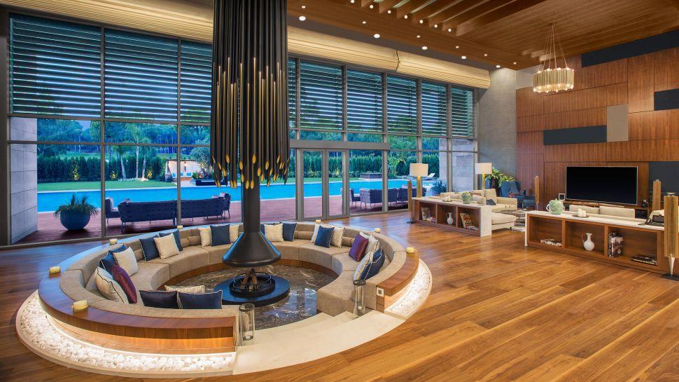 luxusní turecká riviéra Regnum Carya Golf & SPA Resort