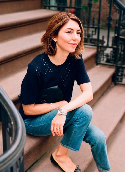 Soffia Coppola x Cartier