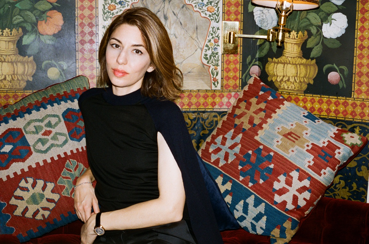 Sofia Coppola Cartier